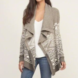 Abercrombie & Fitch Wool Cardigan